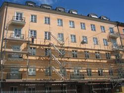 fasadarbeten stockholm