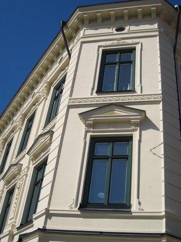 Fasadarbeten