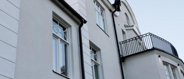 Fasadarbeten i Stockholm - Exempel startsida 2